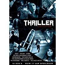 Thriller Collection - 10-DVD Box Set ( Trust / The Box / Stone / Beyond a Reasonable Doubt / Daybreakers / The Black Dahlia / The Disappearance of A