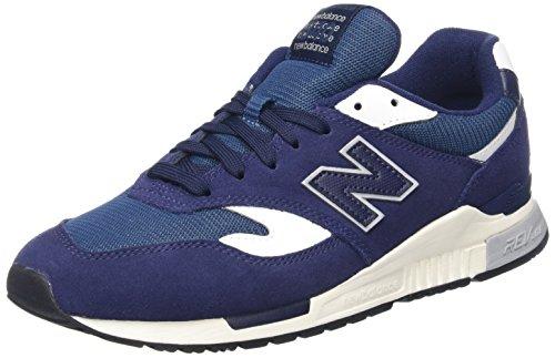 New Balance Ml840v1 Sneaker Uomo Blu Blue 40.5 EU c3K