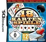 18 Kartenspiele - [DS]