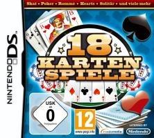 18 Kartenspiele DS (Ds Spiele Gesellschaftsspiele)