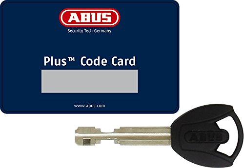 ABUS Faltschloss 6000/120 Bordo Big, Black, 120 cm, 51794 - 5