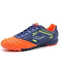 best loved 962f5 d8996 Willsky Chaussures de Football pour garçons, Chaussures d entraînement de  Football pour Hommes Intérieur