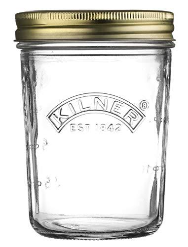 Kilner Weithals wertvolle Jar 0,35Liter, 9x 9x 12,5cm -