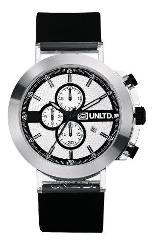 Marc Ecko Mens Watch Chronograph Quartz E16522G2 Silicone