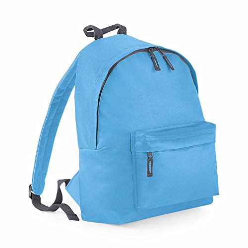 Bagbase Fashion Rucksack, 18 Liter One Surf Blue/Graphite Grey