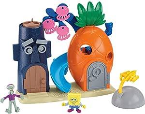 Mattel Bob Esponja - Juguete