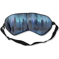 Comfortable Sleep Eyes Masks Christmas Tree Pattern Sleeping Mask For Travelling, Night Noon Nap, Mediation Or... preisvergleich bei billige-tabletten.eu