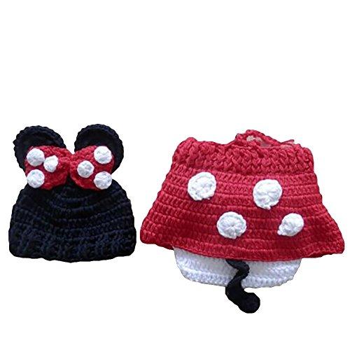Imagen de m&a ropa disfraz fotografía para bebé 0 3 meses minnie alternativa