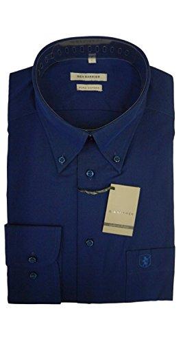 Sea barrier camicia uomo manica lunga cotone taglie forti extra art valdes conf