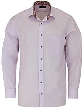 ETERNA long sleeve Shirt COMFORT FIT checkered
