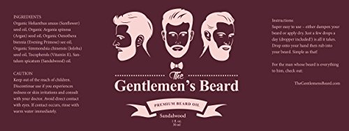 The-Gentlemens-Premium-Sandalwood-Beard-Oil-And-Conditioner--Smooth-Out-And-Soften-Your-Beard--For-A-Beard-That-Looks-Shiny-And-Healthy-With-No-Greasy-Residue-30ml