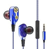 Auriculares Huawei P20 Pro con microfono Dual Dynamic Drivers in-Ear Estereo Cascos Huawei P20