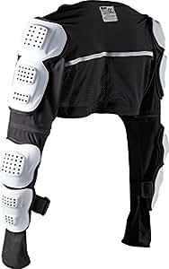 RXR Protect Kit Predator - Giubbotto di protezione per spalle/gomiti, adulto