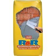 Lugato RR Hochleistungsmörtel 5 kg