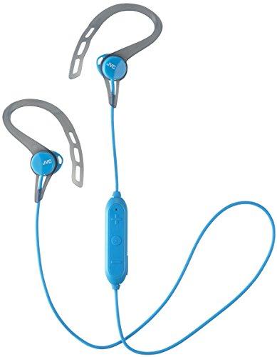 JVC HA-EC20BT Dentro de oído Binaural Inalámbrico Azul - Auriculares (Inalámbrico