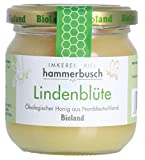 Imkerei Hammerbusch - Bio Lindenblüte Honig - 250g
