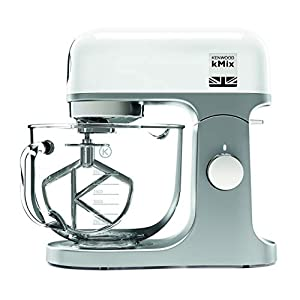 Kenwood kMix Stand Mixer, 1000 W, White