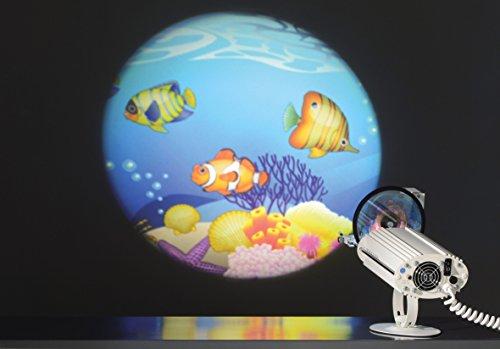 Sport-Thieme® Projektor für Effekträder, Mit Weitwinkel-Objektiv