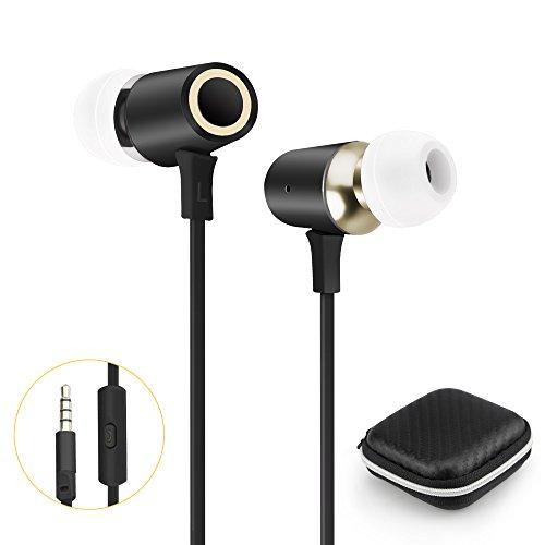 qunits? ¨ Kopfhörer Audio Ear Aufsatzgrößen, austauschbare ¨ Kopfhörer für MP3MP4iPhone iPad iPod Samsung etc.. Jack 3,5mm -- grau (Kleine Jacks Motoren)