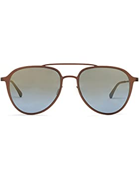 Italia Independent - I-METAL II 0254,Aviator metallo uomo