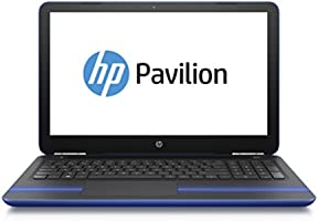 "HP Pavilion 15-au032nl Notebook, Intel Core i7-6500U, RAM 8 GB, SSD 256 GB, Scheda Grafica nVidia GeForce GT 940M con 4 GB Dedicati, Display Full HD 15.6"" WLED, Blu"