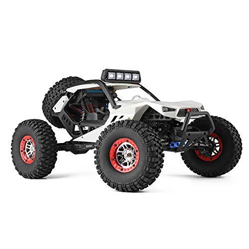 Yiwa Wltoys 12429 4WD 1/12 Voiture de simulation de véhicule tout-terrain à grande vitesse d'escalade électrique Voiture à distance