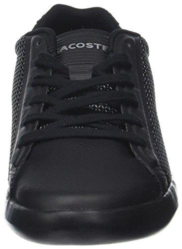 Lacoste Avantor 118 3 Spm, Sneaker Uomo Nero (pouce / Pouce)