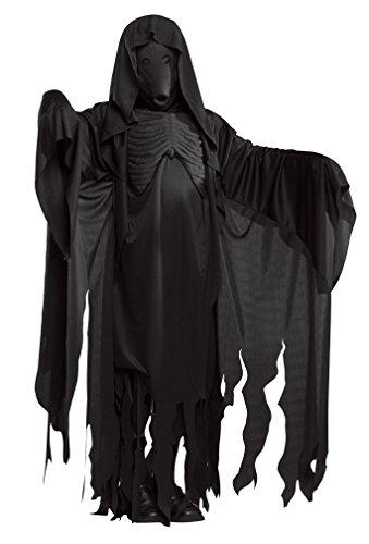 Original Lizenz Harry Potter Dementor Erwachsenen-Kostüm - Größe M-L (Uni)