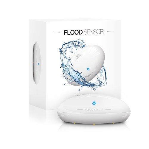 Z-Wave Fibaro Überflutungssensor, FIB_FGFS-101