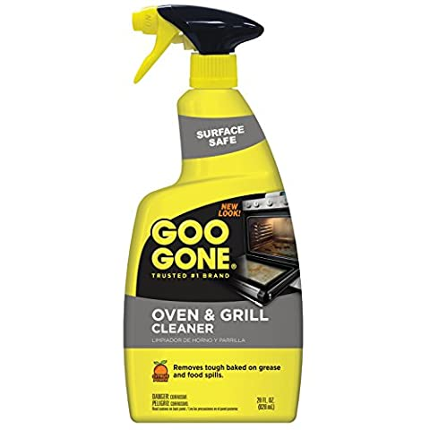 Goo Gone au four et grill Cleaner, 28 Fl.