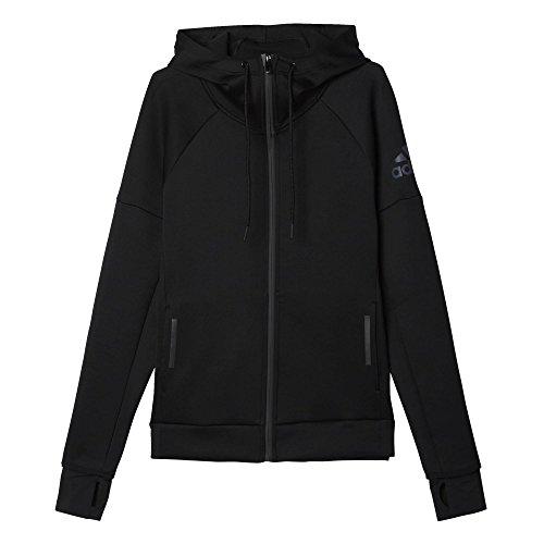 adidas AJ6330 Sweat-shirt Femme Noir