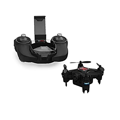 MOTA JJ-ULTRA-K Full with Remote and Extra Parts Jetjat Black Ultra Drone