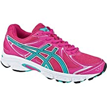 d20acf1dc3d ZAPATILLAS ASICS GEL - GALAXY 6 GS NEON PINK-TURQUOISE   SILVER