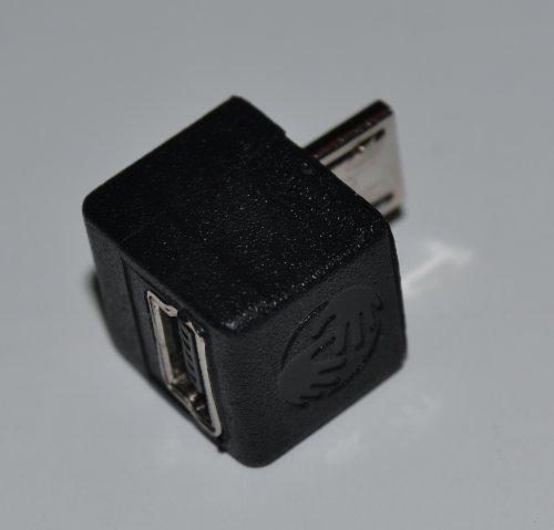 TomTom TMC-Empfänger und USB-Autoladegerät, inkl.Mini USB cable ( im Kabel integriert )