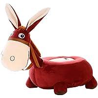 Preisvergleich für ALUK- small stool Infant Cartoon Sofa Stuhl Nette Giraffe Sitz Kreative Geburtstagsgeschenk Mini Komfortable Kinder Sofa