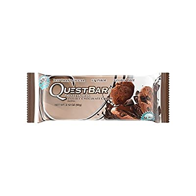 Quest Bars - Box of 12 (60g bars) by Quest Nutrition