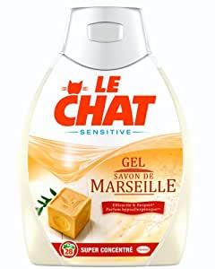 LE CHAT GEL SAVON MARSEILLE 0.925L