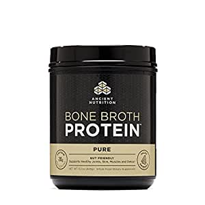 Ancient Nutrition - Bone Broth Protein Pure - 15,7 oz.
