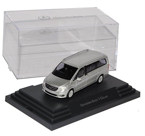 Mercedes-Benz V-Klasse Viano 447 Brillant Silber Ab 2014 H0 1/87