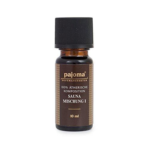 Pajoma Duftöl Sauna Mischung I, Golden Line, ätherisch, 10 ml -