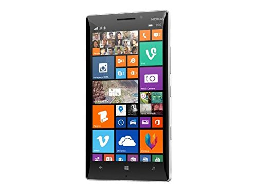 Nokia Lumia 930 - Smartphone libre Windows Phone  pantalla 5   c  mara 20 Mp  32 GB  Quad-Core 2 2 GHz  2 GB RAM   verde  importado