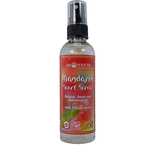 exmonte Mandarin Sport Spray, 1er Pack (1 x 0.1 l)