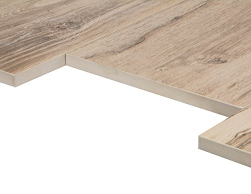 """Preisvergleich Produktbild """"Etic Pro Rovere Venice"""" Terrassenplatte 30x120x2 cm, durchgefärbtes Feinsteinzeug in Holz-Optik (1 Stück)"""