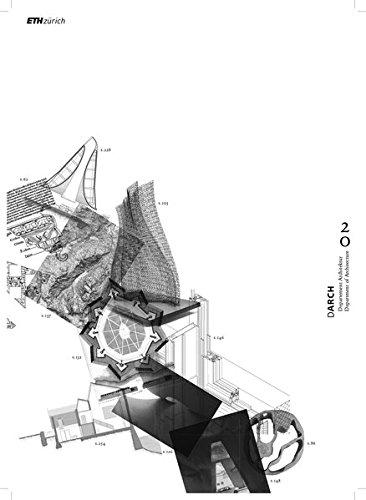 Jahrbuch 2017 Departement Architektur, ETH Zürich: Yearbook 2017 Department of Architecture, ETH Zurich (Jahrbuch Architektur / Lehre und Forschung)