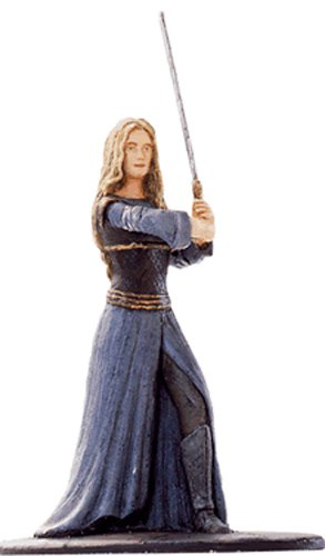 Lord of the Rings Señor de los Anillos Figurine Collection Nº 24 Eowyn 1