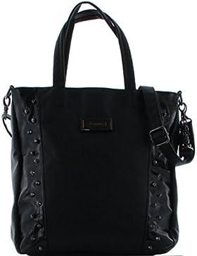 Bagsac Shopper HF Nieten – Black