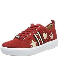 Bugatti 422407013419 amazon-shoes rosso Espacio Libre Para Agradable avdj8
