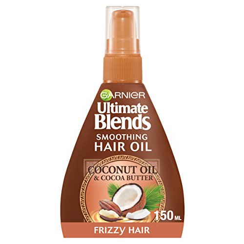 Garnier Ultimate Blends Coconut Hair Oil for Frizzy Hair 150 ml