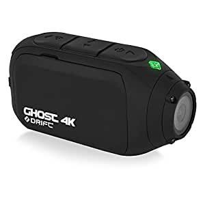 Drift Ghost 4K 30FPS Ultra HD 12 MP Photos and Timelapse Action Camera - Black