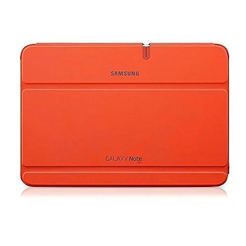 Samsung Original Diarytasche (Flipcover) im Buchdesign EFC-1G2NOECSTD (kompatibel mit Galaxy Note 10.1 Für das Jahr 2013 nur Modell) in